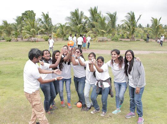 Corporate Team Outing for Employee Engagement At Meher Retreat